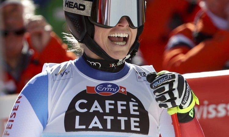 Lara Gut-Behrami sur sa lancée de Crans-Montana à La Thuile?