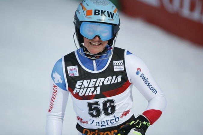 Magnifique 5e place d'Elena Stoffel en Coupe d'Europe!