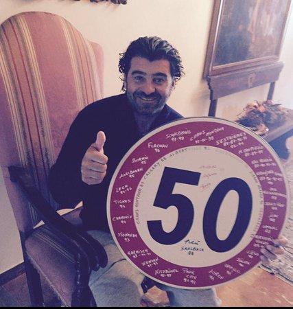 Alberto Tomba couronné plus grand sportif d'hiver italien de tous les temps