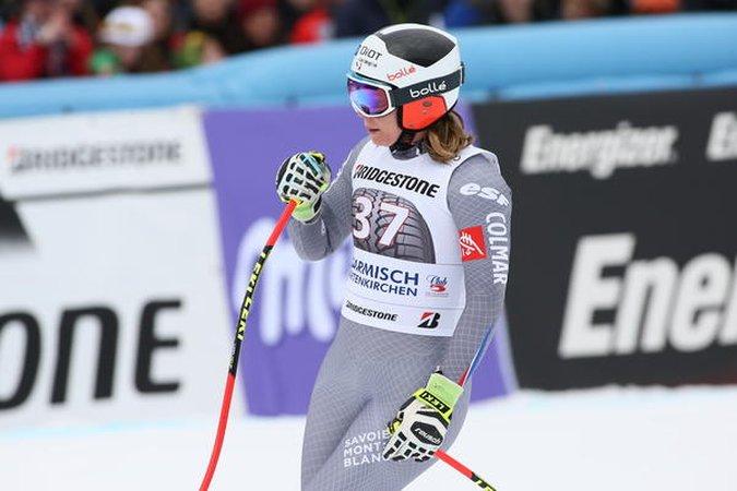 CE: très beau tir groupé des Suissesses en combiné alpin