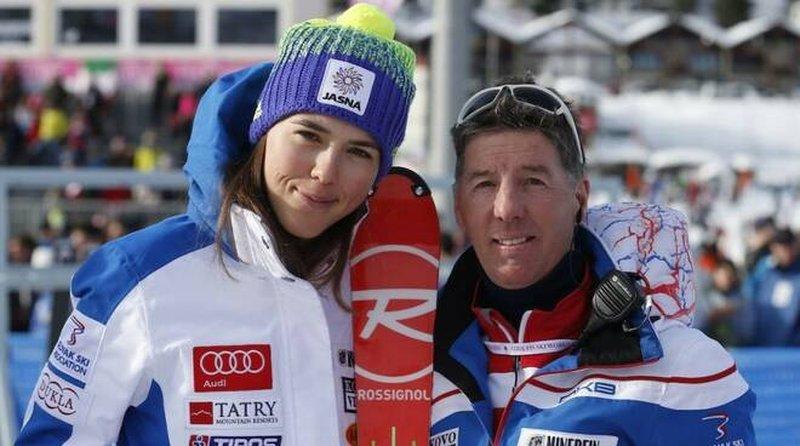 Livio Magoni rempile pour deux ans avec Petra Vhlova
